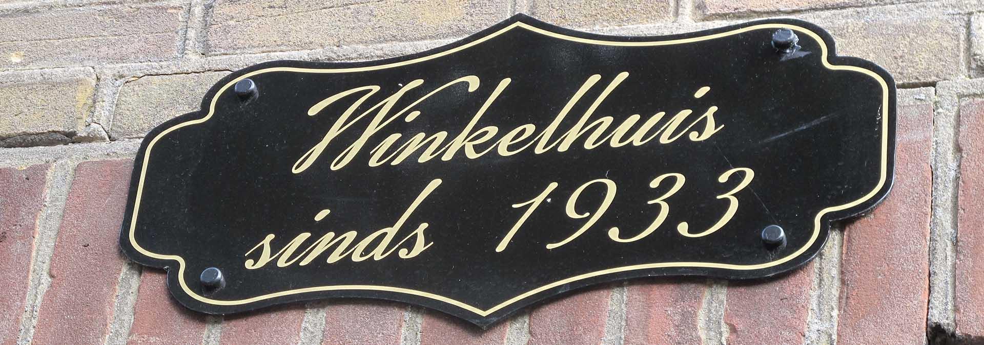 winkelhuis-sinds-1933